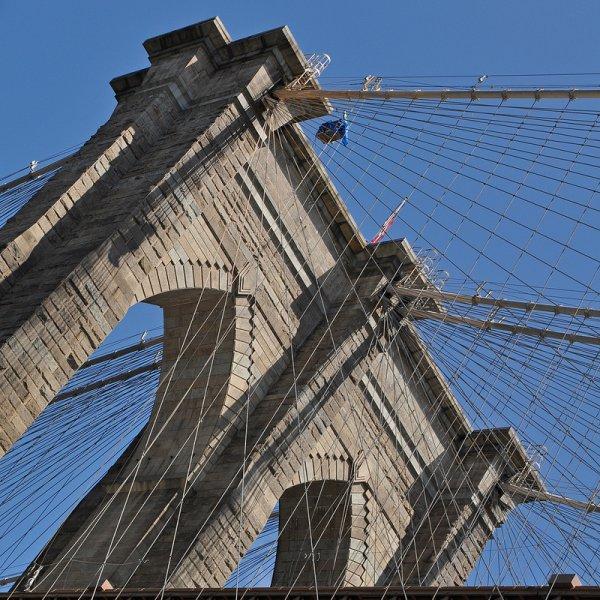 Башня Бруклинского моста