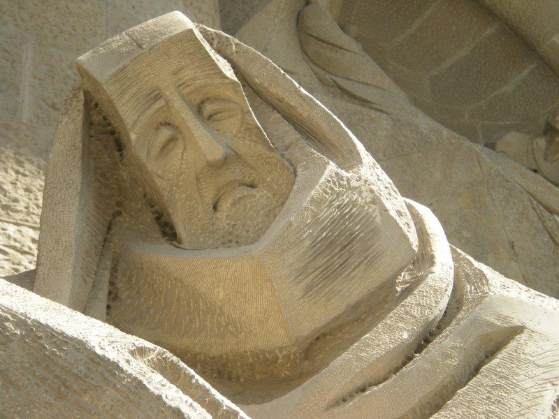 Скульптуры Саграда Фамилия