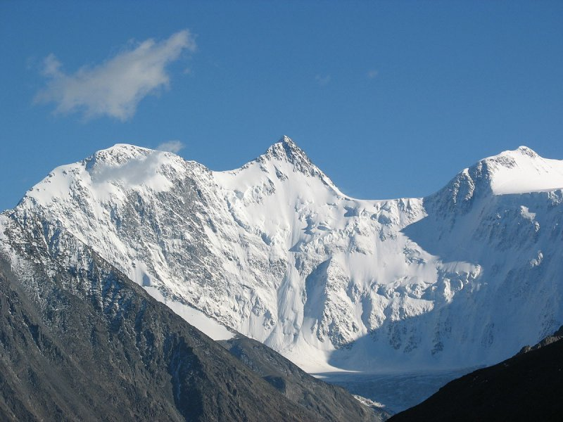 Гора Белуха, Алтай, Россия