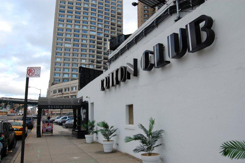 Знаменитый клуб «Cotton Club»