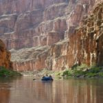 Сплав по реке Колорадо, Гранд-Каньон, США