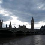 Вид на Вестминстерский мост