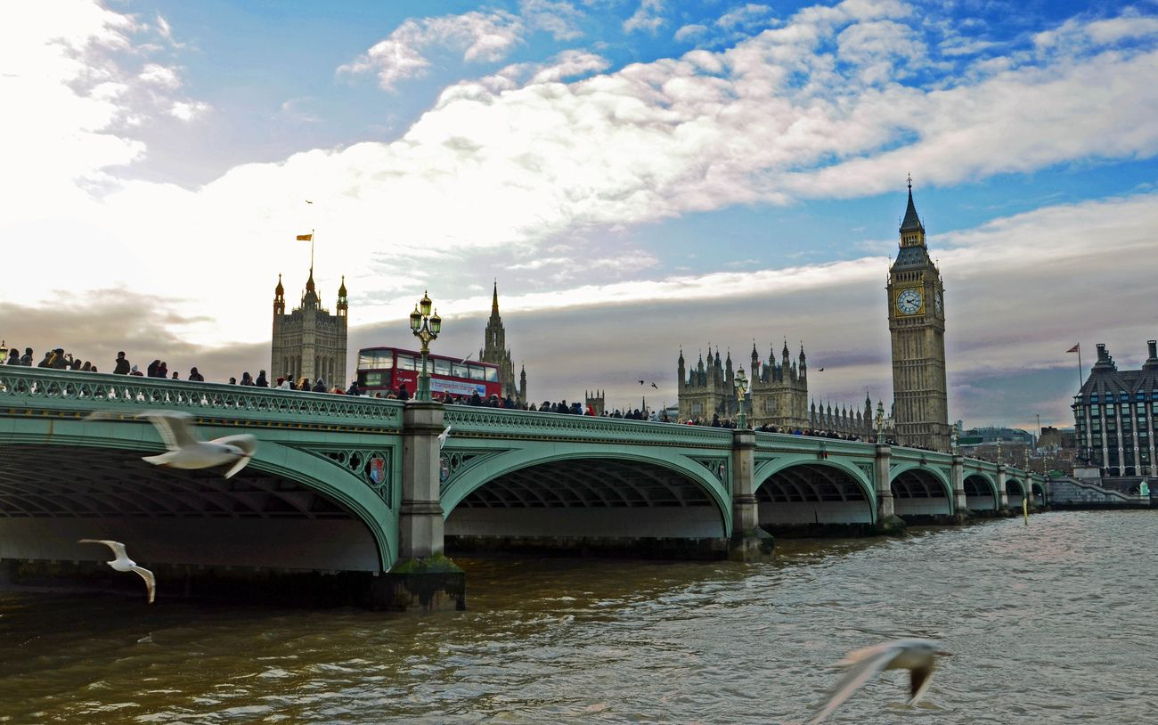 Вестминстерский мост, Лондон