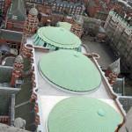 Вид на крышу Вестминстерского дворца