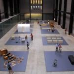 Выставка современного искусства в музее