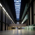 Внутри галереи Тейт