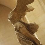 Крылатая Богиня Победы