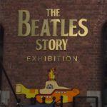 Вход в музей Битлз, Ливерпуль, Лондон