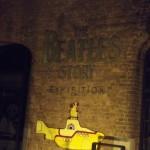 Знаменитая желтая подлодка Битлз