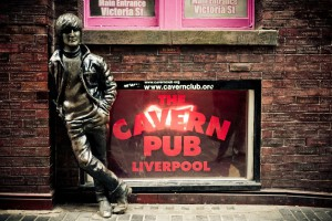 Паб The Cavern Pub в Ливерпуле