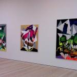 Экспозиция галереии Саатчи 1