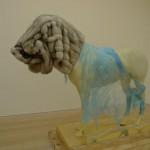 Экспозиция галереии Саатчи 2