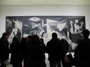 Картина Герника, Пабло Пикассо