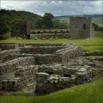 Защитные сооружения древних римлян