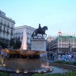 Памятник королю Карлосу III