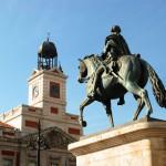Памятник королю Карлосу III, Пуэрта-дель-Соль