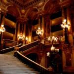 Внутри Оперы Гарнье
