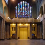 Внутри базилики Сакре-Кер