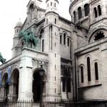 Вход в собор Сакре-Кер