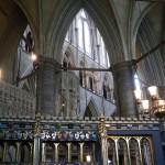 Вид внутри собора