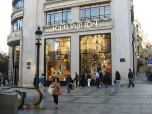 Louis Vuitton, Paris (Champ-Elysees)