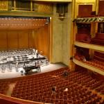 Зрительный зал Театра Елисейских полей