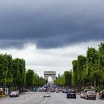 Триумфальная арка, Париж