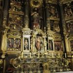 Внутреннее обрамление Барселонского собора