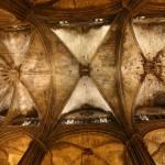 Оформление потолков Собор Святого Креста и Святой Евлалии