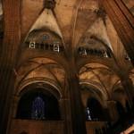 Интерьер Собор Святого Креста и Святой Евлалии