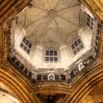 Под куполом Собор Святого Креста и Святой Евлалии