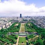 Великолепный парк Парижа