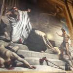 Картина внутри собора Святой Женевьевы