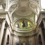 Внутри собора Святой Женевьевы