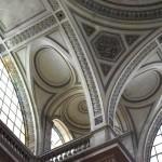 Архитектурное оформление интерьера Пантеона