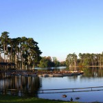 Озеро Булонского леса, Париж