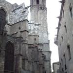 Старинные постройки Готического квартала