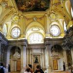Интерьер Мадридского дворца