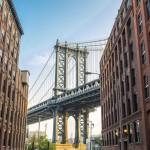 Манхэттенский мост - вид с улицы