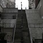Атмосфера улиц Монмартра