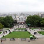 Площадь перед базиликой Сакре-Кер