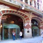 Вход в дом каталонской музыки