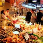 Отдел морепродуктов