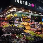 Фрукты на барселонском рынке