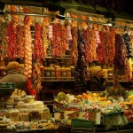 Овощи, приправы, орехи