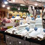 Товары рынка в Барселоне