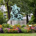 Скульптура, Париж, Франция