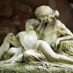 Скульптура в Люксембургском дворце