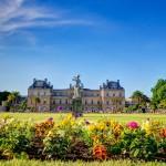 Люксембургский дворец - 1