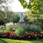 Скульптура Люксембургского сада